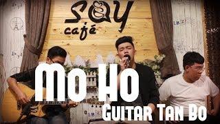 Mơ hồ [BAT] Guitar Tân Bo Cover | Lê Hoàng | Vũ Trấn Cajon | Say Acoustic Cafe