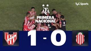 Instituto 1-0 Barracas Central | Primera Nacional