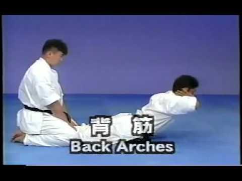 Kỹ thuật khởi động KarateDo