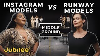 Instagram vs Runway Models: Can Anyone Be a Model?