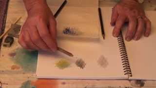 DVD - Drawing Techniques with Tricia Reust