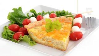 Quiche Recipe Easy No Crust