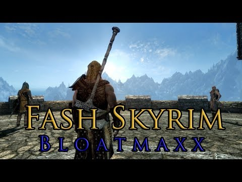 Fash Skyrim. Just Checking In To Remind You That I Am FVCKING JOOCEY. Let's Play Part 12