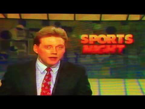 Blackhawks at oilers 1991 nhl season highlights