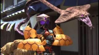 Kamen Rider OOO BuraKaWani combo henshin sound effect [HQ]