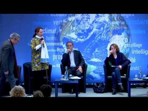 """8e débat citoyen pour la planète : """"L'économie au secours de la biodiversité ?"""""""