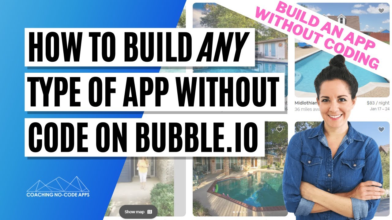 Download In-Depth Bubble.io Tutorial: How to Build ANY Type of App Without Code on Bubble