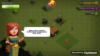 Clash of Clans #1 começando uma nova vila
