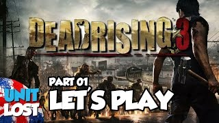 Lets Play Dead Rising 3 Part 1 - PC Gameplay