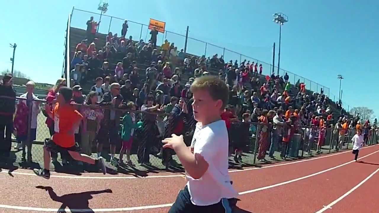 Gopro 120 Fps Tests At Kids Running Race