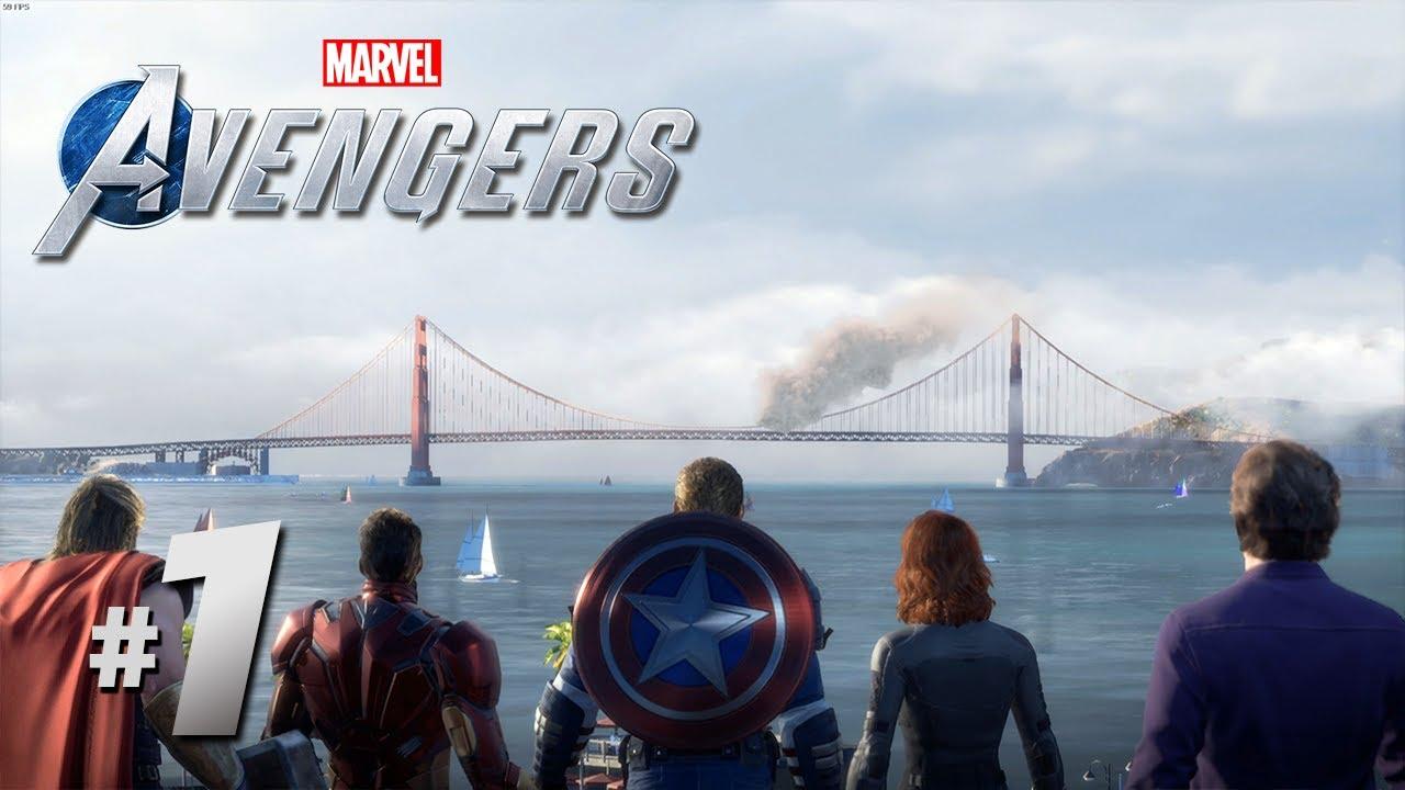 อเวนเจอร์ส รวมพลัง! - MARVEL'S AVENGERS #1