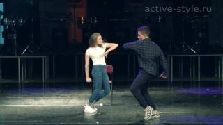 "Active Style - Давай Навсегда   - ""City' Dance Show"