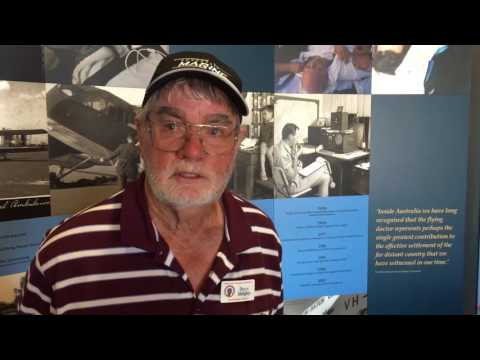 Bruce tells us what he thinks of our Broken Hill Visitor Centre