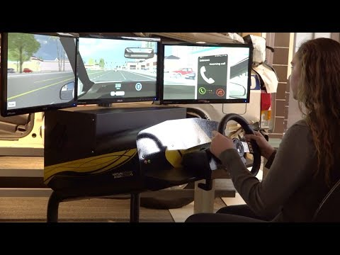 Saratoga Automobile Museum Distracted Driving Event- B Roll