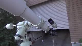 10センチ屈折望遠鏡の限界5