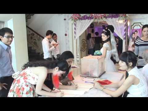 Clip ngày cưới Phùng Ngọc Huy