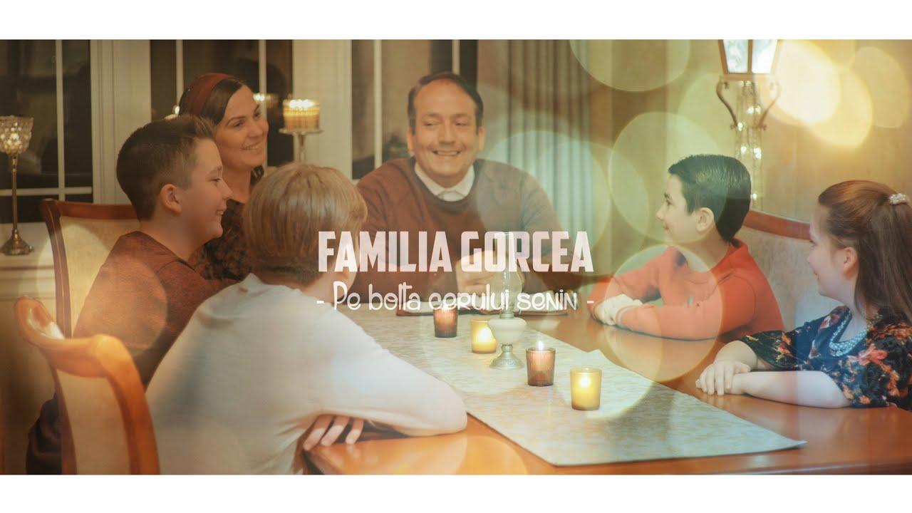 Familia Gorcea - Pe bolta cerului senin [COLIND]