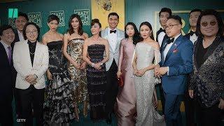 'Crazy Rich Asians' Cast Wears 'Crazy Rich' Fashion At Premiere