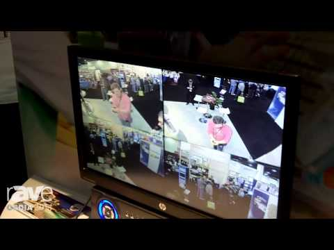 CEDIA 2014: Lilin Demos Touch Screen DVR for Security Camera Control