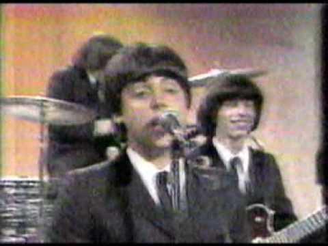 Mitch & Cast of Beatlemania-1978