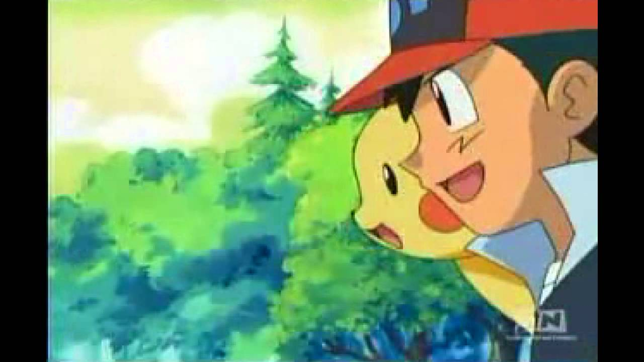 Ash Catches a Pokemon the Wrong Way