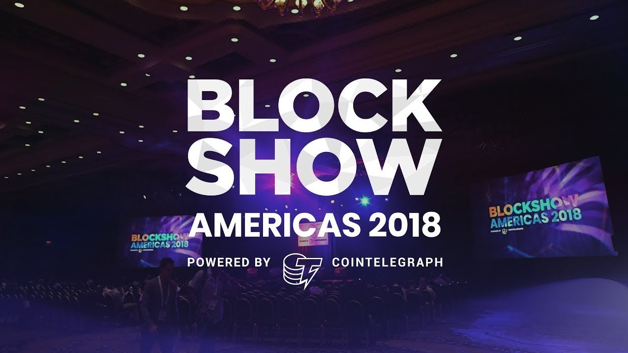 Blockshow americas 2018