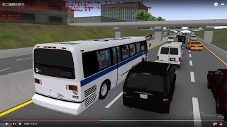 OMSI 2 Cayuga City Transit Authority CCTA Route 62 - Watch
