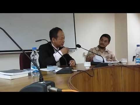 Philosophy of Fearism, Jawaharlal Nehru University, Delhi, India Part 3