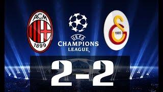AC Milan 2 - 2 Galatasaray ''Nostalji'' (21.11.2000) Şampiyonlar Ligi Full Maç HD