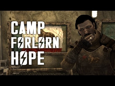 Camp Forlorn Hope & The Mystery Of The Faulty Intel - Fallout New Vegas Lore
