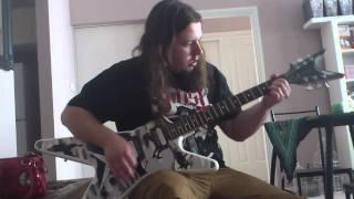 Motorhead - Keep Your Powder Dry (Guitar Cover)