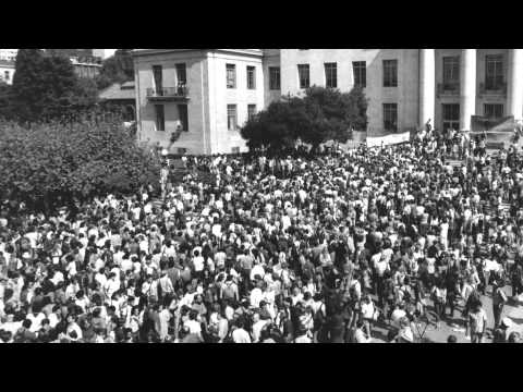 Free Speech Movement: 50 years