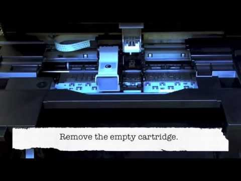how to connect printer canon 5g5520 wire