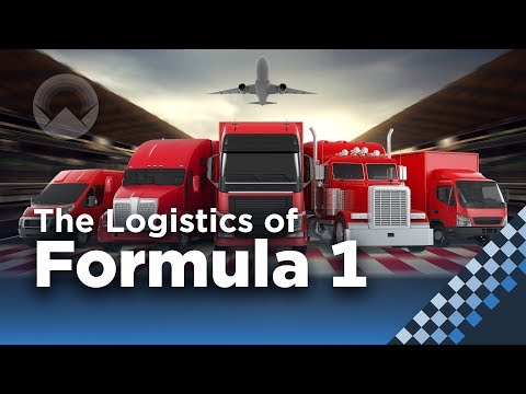 The Insane Logistics of Formula 1