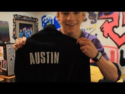 Disney Channel Austin & Ally - Dressing Room Dish