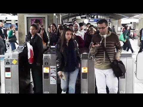 Brazil: Sao Paolo subway strike suspended but could resume for World Cup