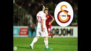 Giorgi Arabidze Welcome To Galatasaray 2016/17 Skills/Goals/Assiast
