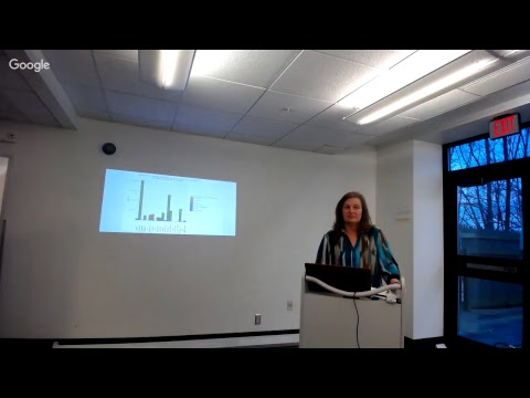 "TWed Talk: Brenda Thomson, ""Evidence-Based Women's Health Policy: A Longitudinal Study of"