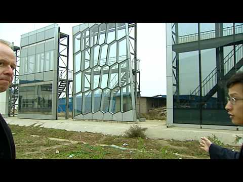 Olafur Eliasson - Architecture - Glass facade on Harpa