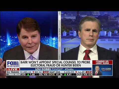 """No Special Counsel for Burisma Corruption--""""Joe Biden is Being PROTECTED by DOJ!"""""""