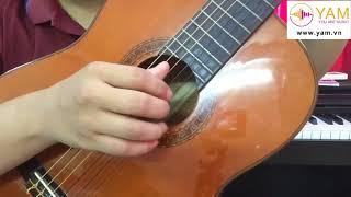 Hướng dẫn cách đánh bài Hồng Nhan bằng đàn Guitar - YAM.vn