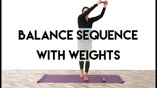Balance Sequence with Weights