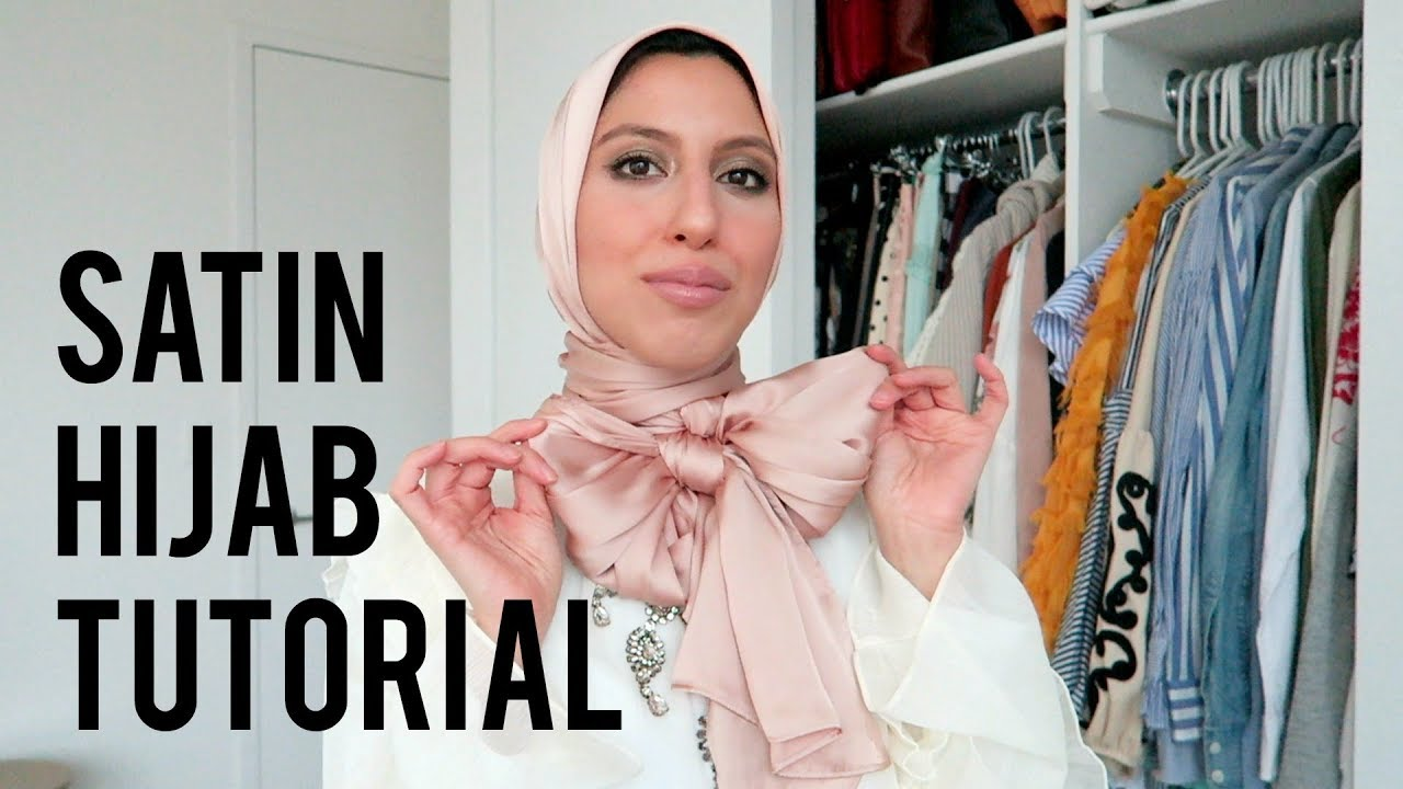how to wear hijab video