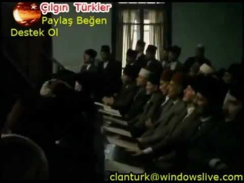 Atatürkün Başkomutanlık Seçiminde Meclisdeki Hainlerine Ver