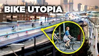 The Death And Rebirth Of Bike Highways - Cheddar Explains