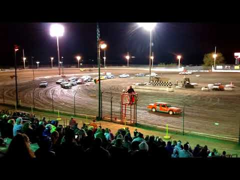 9/8/17 Sycamore Speedway - 25 Lap Spectator Race Part 1