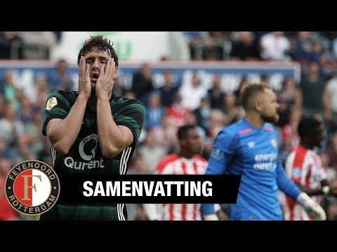 Samenvatting | PSV - Feyenoord 2017-2018