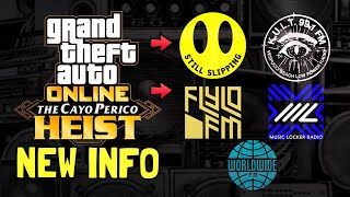 GTA Online NEW UPDATE DETAILS! - Over 250 New Songs Added, Huge File Size & More!