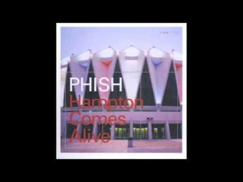 Phish - Roses are Free - Hampton Comes Alive