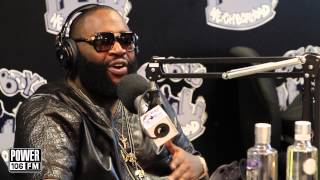 Rick Ross is on a raft: Jay Z or DJ Khaled?